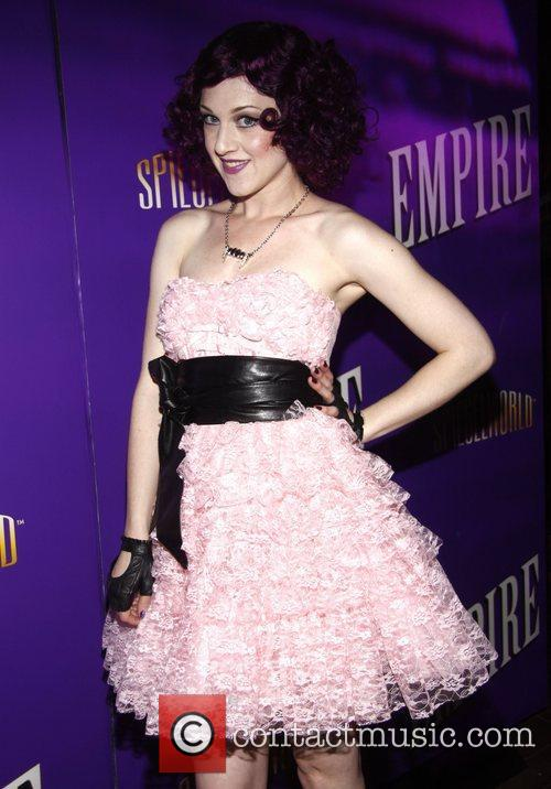 Lena Hall  Opening night of Spiegelworld's 'Empire'...