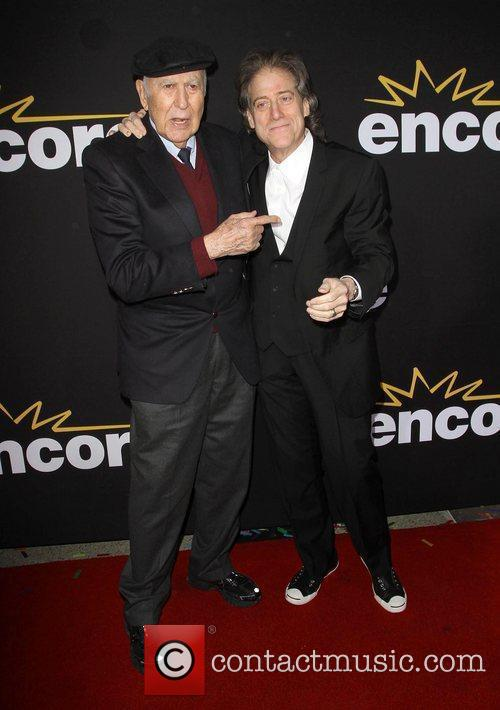 Carl Reiner and Richard Lewis 5