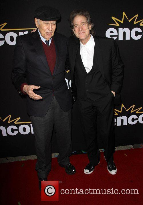 Carl Reiner and Richard Lewis 10