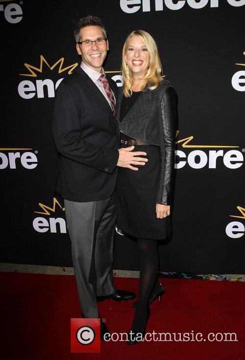 John Henson and Guest LA Premiere of Encore's...