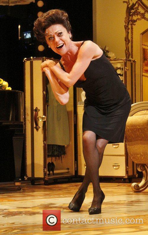 Tracie Bennett as Judy Garland Broadway closing night...
