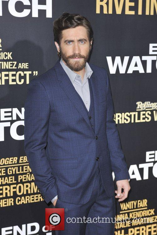 Jake Gyllenhaal and La Live 4