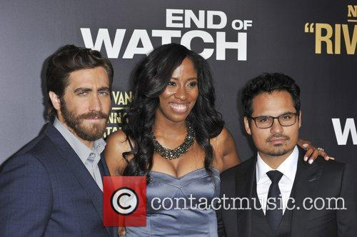 Jake Gyllenhaal, Shondrella Avery, Michael Pena and La Live 2