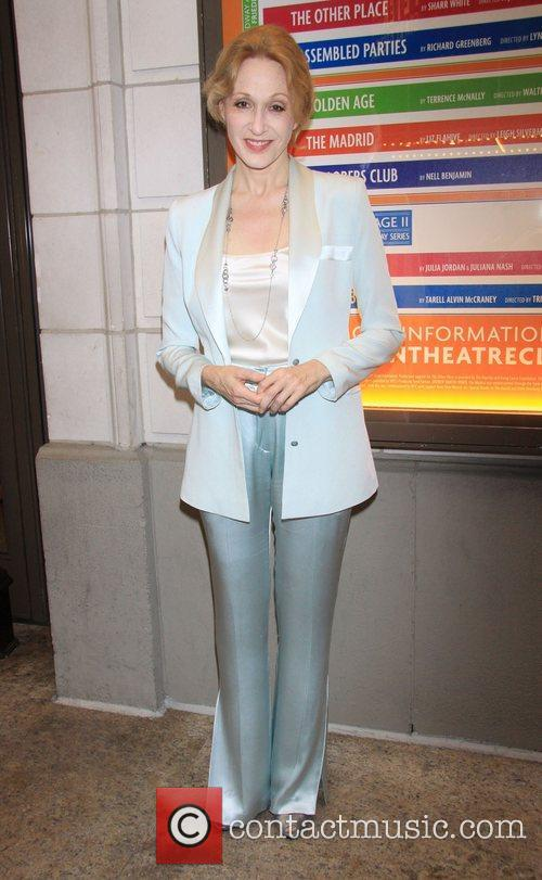 Jan Maxwell  Opening night of Broadway's 'An...