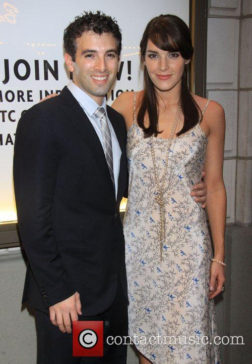 Kelli Barrett and Jarrod Spector 7