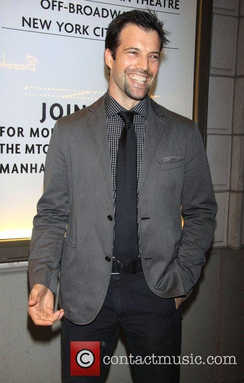 Lorenzo Pisoni  Opening night of Broadway's 'An...