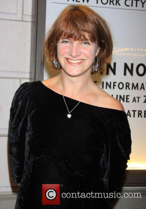Rebecca Lenkiewicz  Opening night of Broadway's 'An...