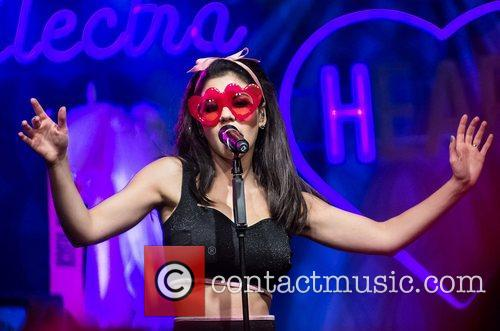 Marina Diamandis, The Diamonds and Engine Shed 1