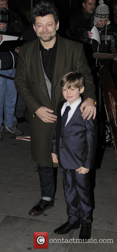 Andy Serkis and Son 4