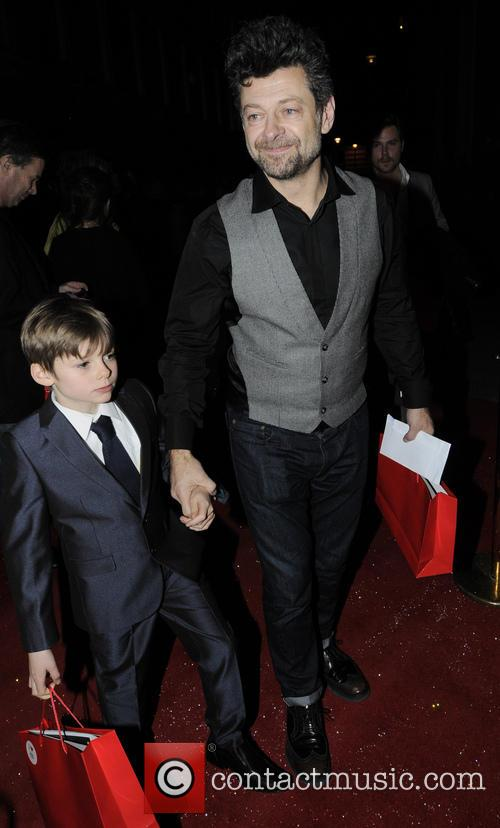 Andy Serkis and Son 6