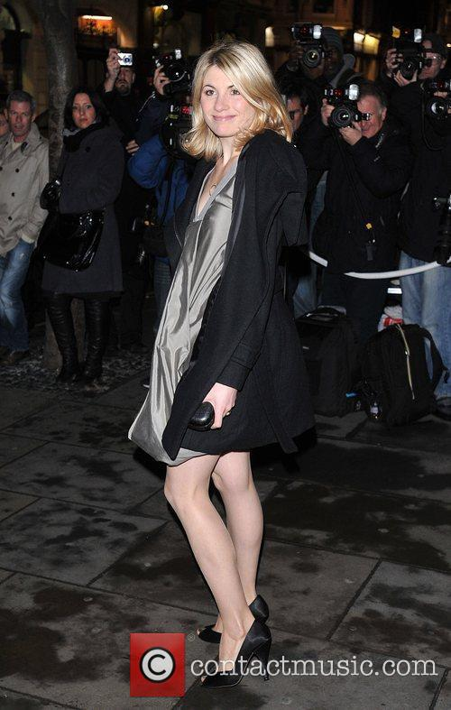 Jodie Whittaker English National Ballet Christmas Party held...