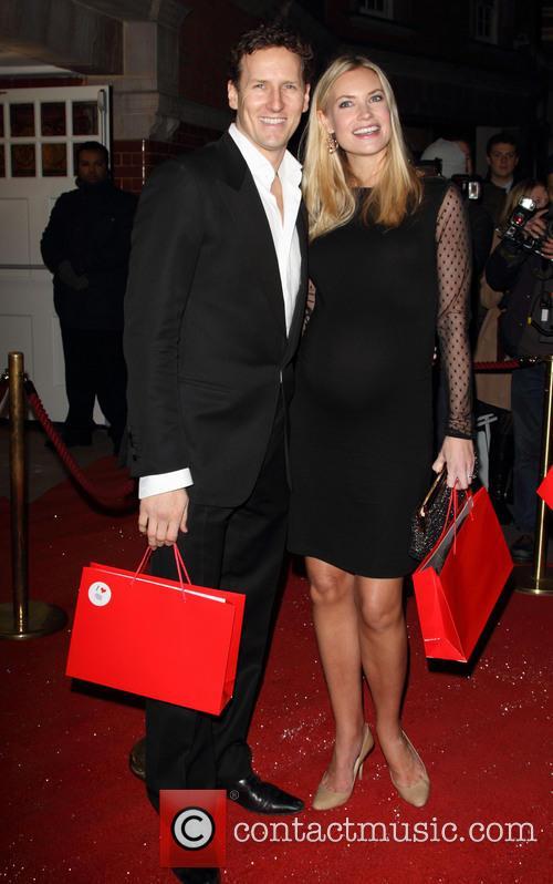 Brendan Cole and Zoe Hobbs English National Ballet's...