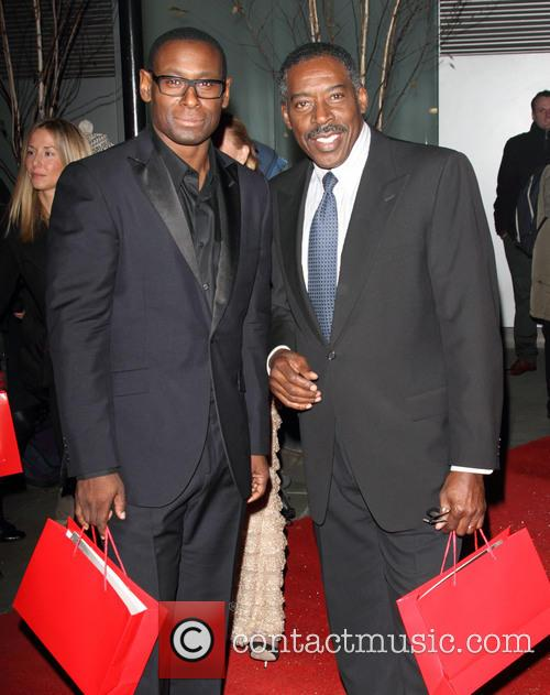 David Harewood and Ernie Hudson 1
