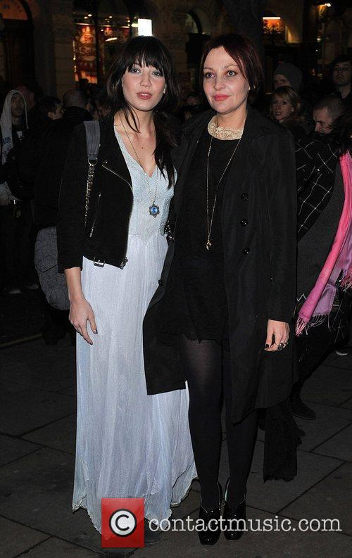 Daisy Lowe and Pearl Lowe 2