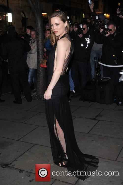 Melissa George English National Ballet Christmas Party held...