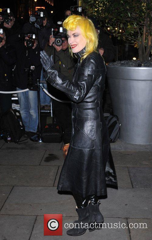 Pam Hogg English National Ballet Christmas Party held...