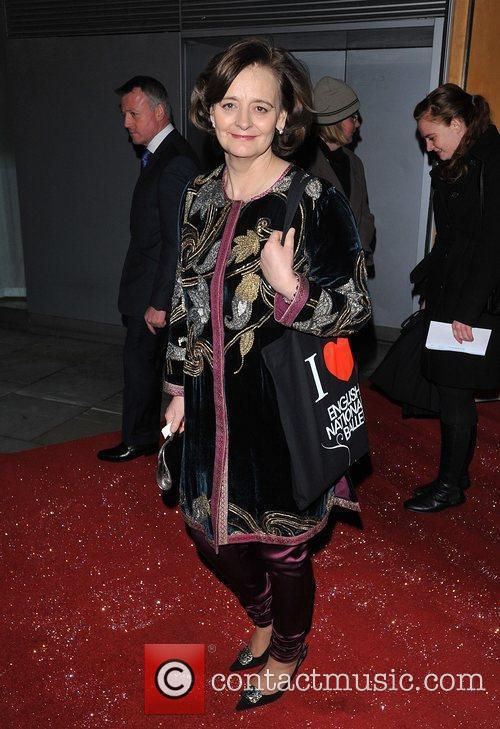Cherie Blair English National Ballet Christmas Party held...