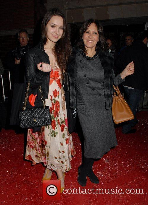 Arlene Phillips and Guest English National Ballet Christmas...