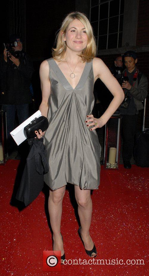 Jodie Whittaker  English National Ballet Christmas party...