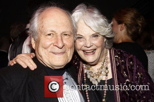 David Margulies and Lois Smith