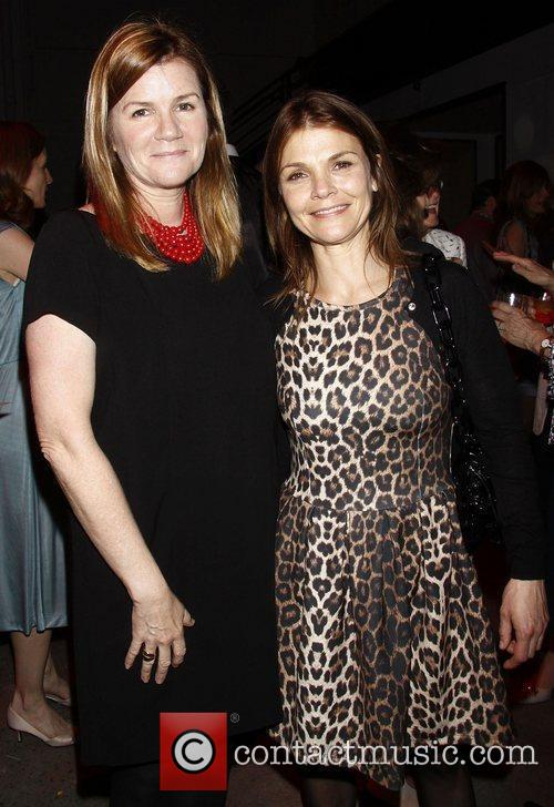 Mare Winningham and Kathryn Erb The 2012 Ensemble...
