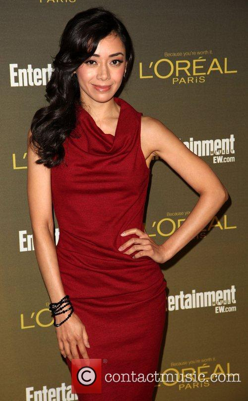 Aimee Garcia 2012 Entertainment Weekly Pre-Emmy Party at...
