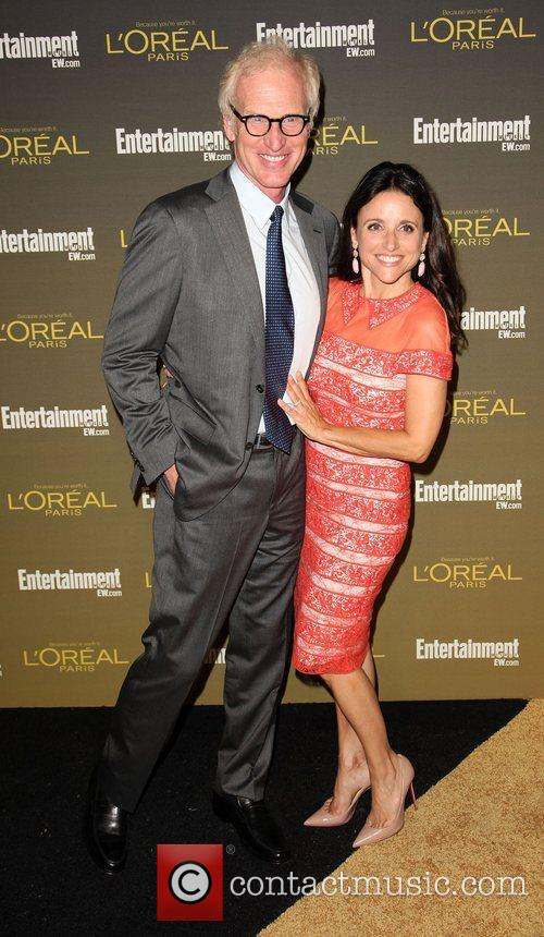 Brad Hall and Julia Louis-Dreyfus 2012 Entertainment Weekly...