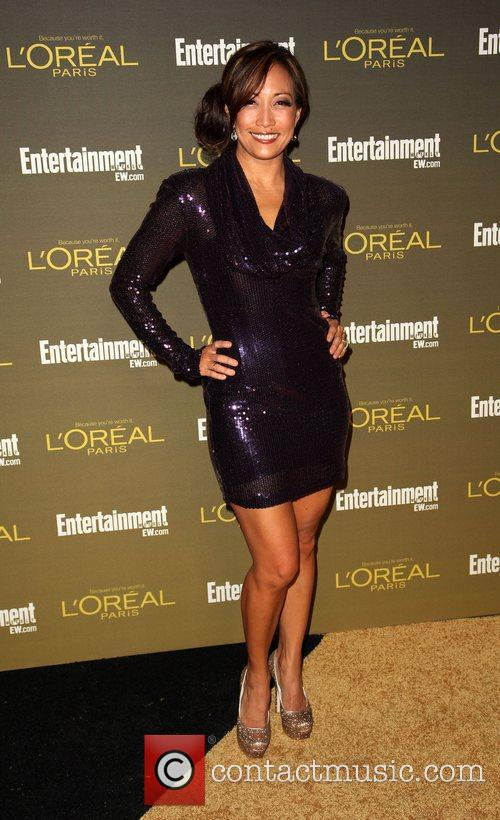 Carrie Ann Inaba 2012 Entertainment Weekly Pre-Emmy Party...