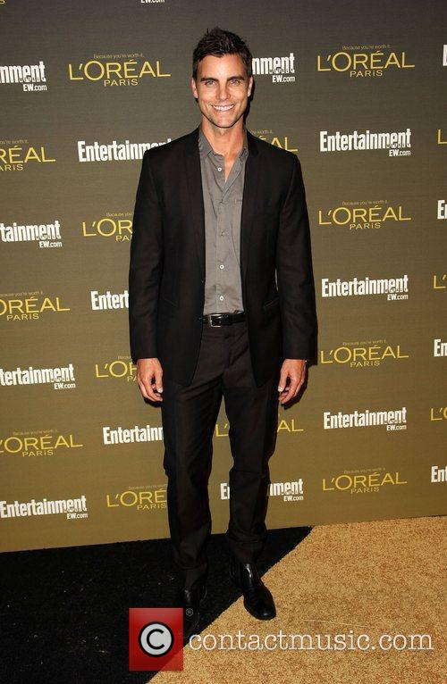 Colin Egglesfield 2012 Entertainment Weekly Pre-Emmy Party at...