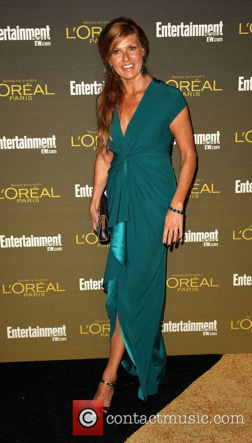 Connie Britton 2012 Entertainment Weekly Pre-Emmy Party at...