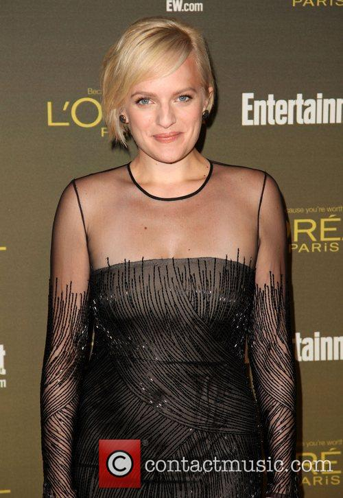 Elizabeth Moss 2012 Entertainment Weekly Pre-Emmy Party at...