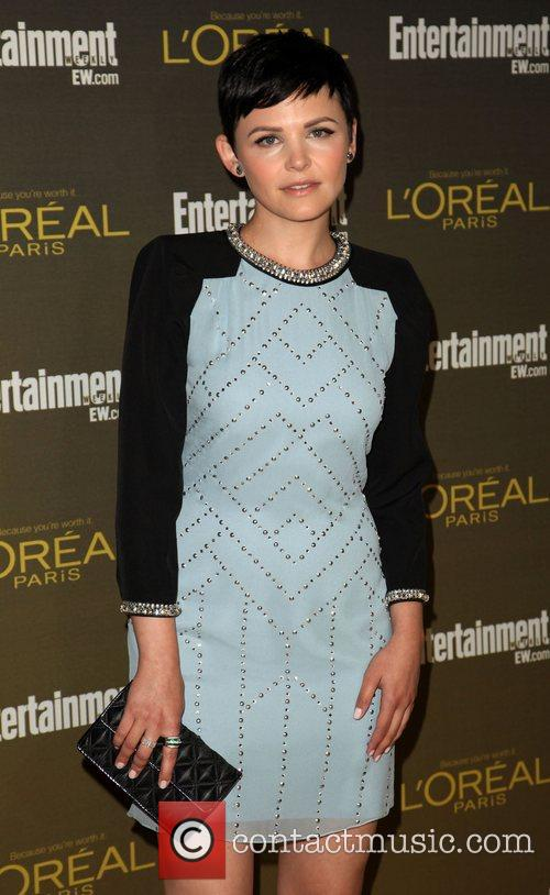 Ginnifer Goodwin 2012 Entertainment Weekly Pre-Emmy Party at...