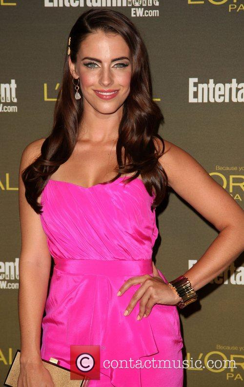 Jessica Lowndes 2012 Entertainment Weekly Pre-Emmy Party at...