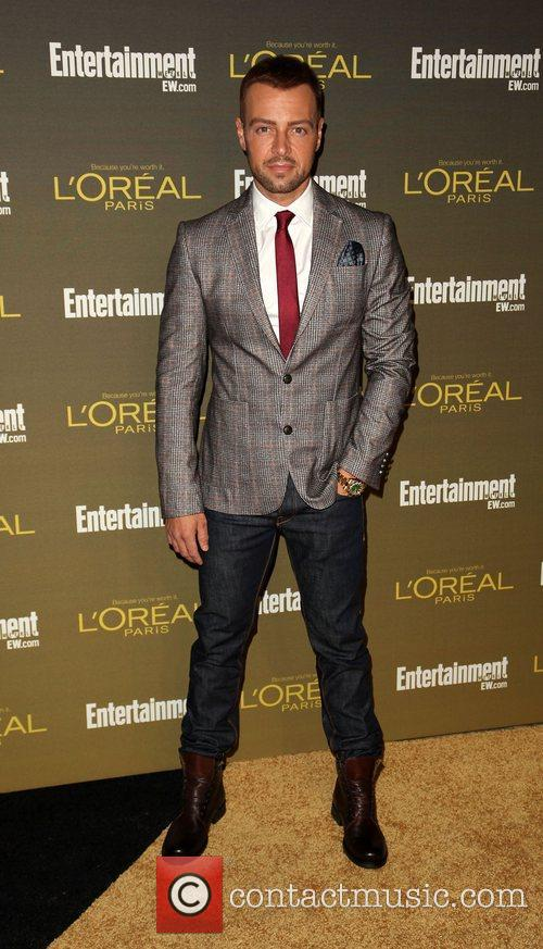 Joey Lawrence 2012 Entertainment Weekly Pre-Emmy Party at...