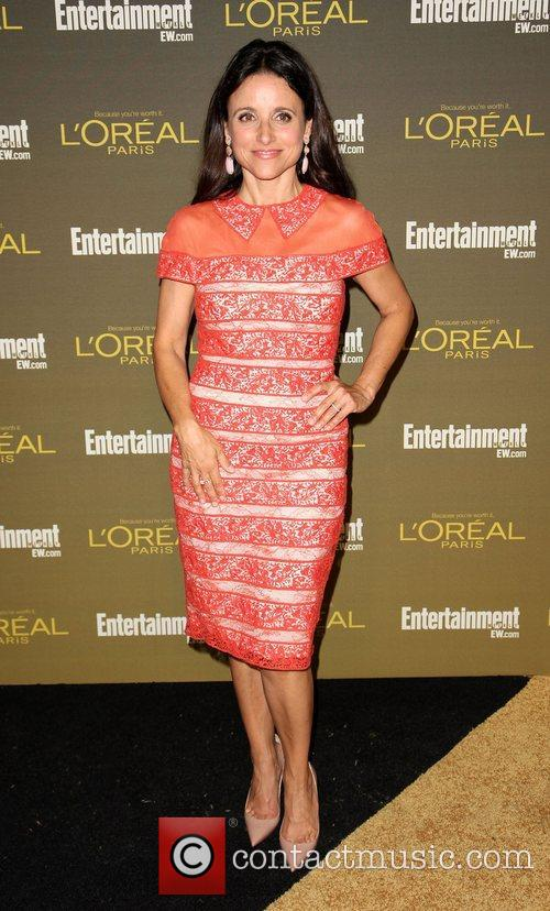 Julia Louis-Dreyfus 2012 Entertainment Weekly Pre-Emmy Party at...