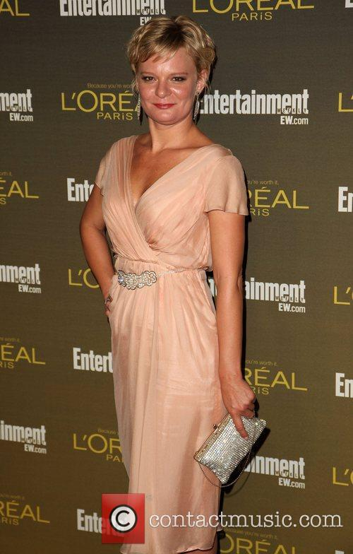 Martha Plimpton 2012 Entertainment Weekly Pre-Emmy Party at...