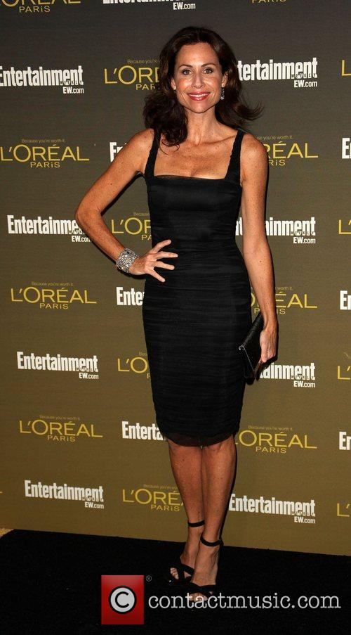 Minnie Driver 2012 Entertainment Weekly Pre-Emmy Party at...