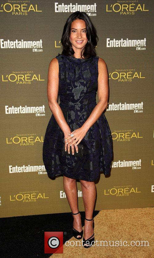 Olivia Munn 2012 Entertainment Weekly Pre-Emmy Party at...