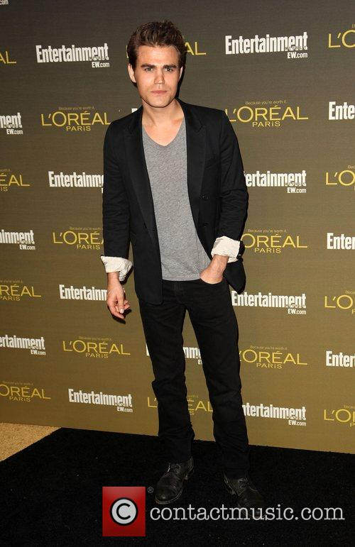 Paul Wesley 2012 Entertainment Weekly Pre-Emmy Party at...