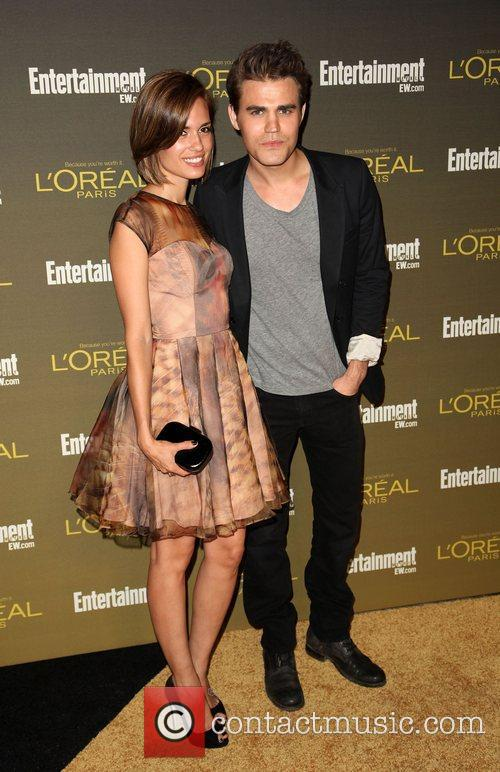 Paul Wesley and Torrey Devitto 2