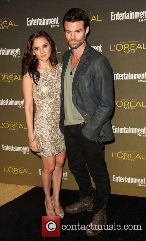 Rachael Leigh Cook and Daniel Gillies 2012 Entertainment...