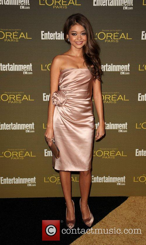 Sarah Hyland 2012 Entertainment Weekly Pre-Emmy Party at...