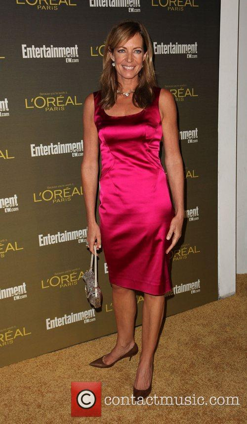 Allison Janney 2012 Entertainment Weekly Pre-Emmy Party at...