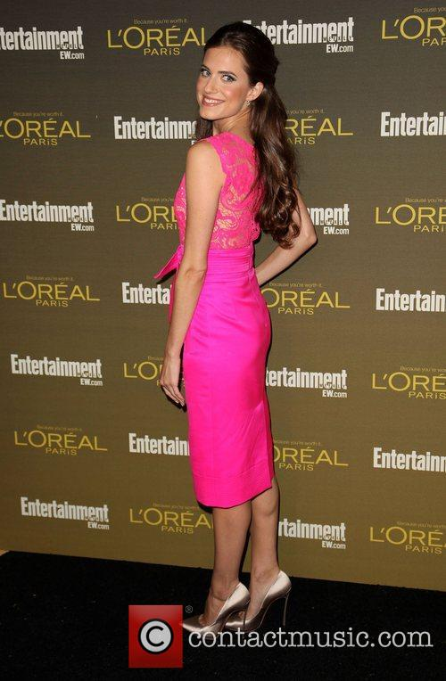 Allison Williams 2012 Entertainment Weekly Pre-Emmy Party at...