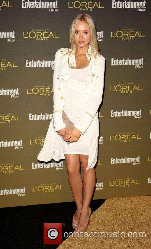Amalie Wichmann 2012 Entertainment Weekly Pre-Emmy Party at...