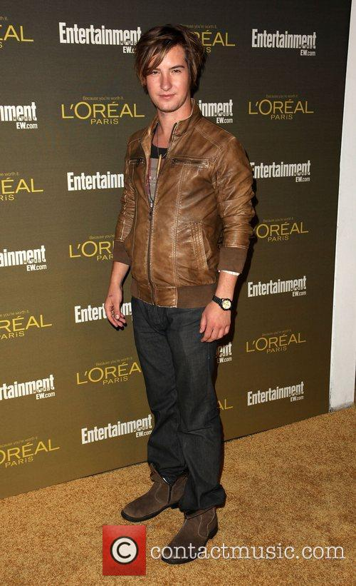 Andrew James Allen 2012 Entertainment Weekly Pre-Emmy Party...