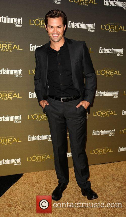 Andrew Rannells 2012 Entertainment Weekly Pre-Emmy Party at...