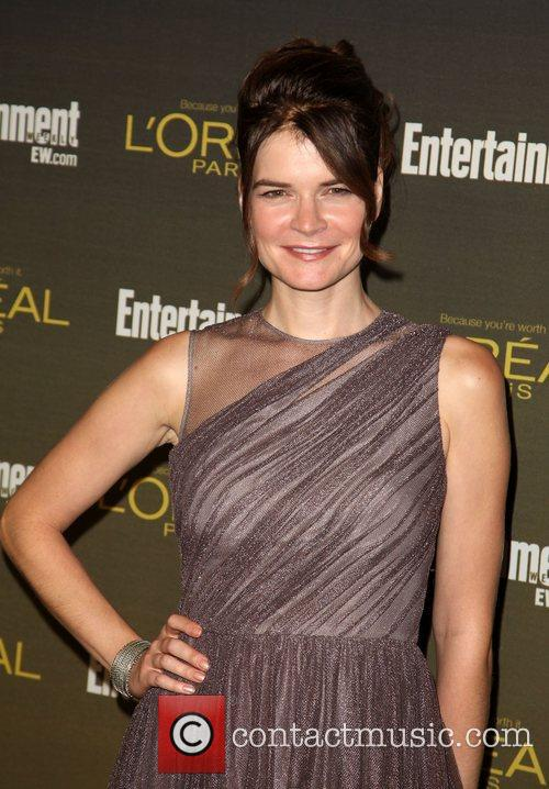Betsy Brandt 2012 Entertainment Weekly Pre-Emmy Party at...
