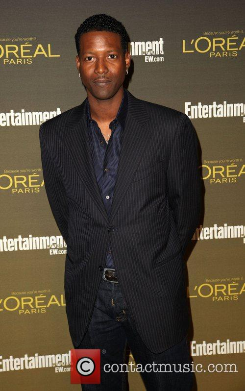 Corey Reynolds 2012 Entertainment Weekly Pre-Emmy Party at...