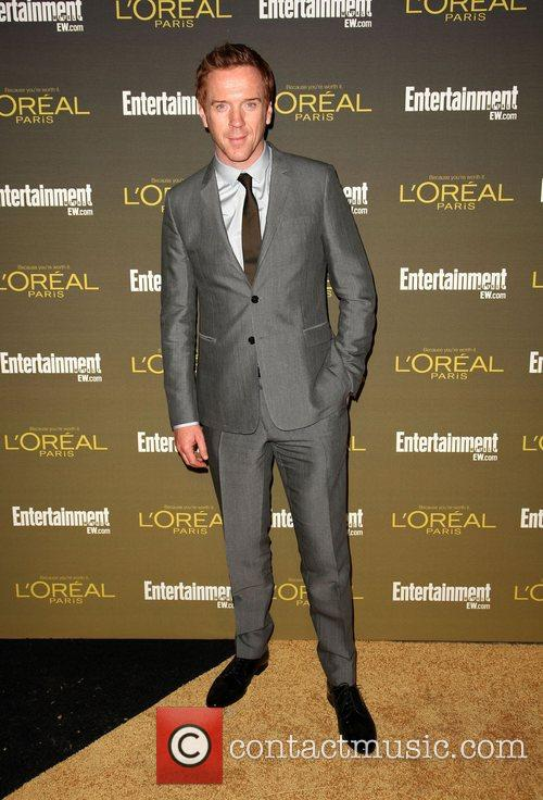 Damian Lewis 2012 Entertainment Weekly Pre-Emmy Party at...